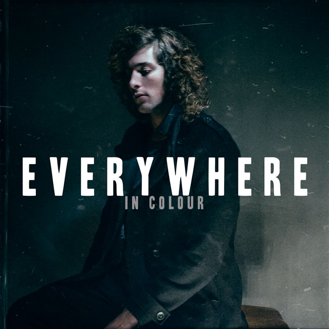 everywhere in colour front cover